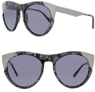 Cat Eye SMOKE X MIRRORS Zoubisou 53mm Sunglasses