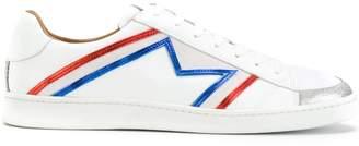 Marc Jacobs trim detail sneakers