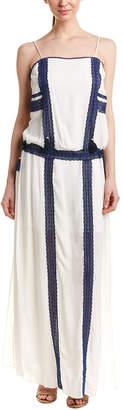 Hale Bob Lace Maxi Dress
