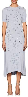 Nina Ricci WOMEN'S EMBELLISHED A-LINE DRESS