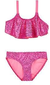 Hampton Mermaid Mermaid Two-Piece Swimsuit - Pink