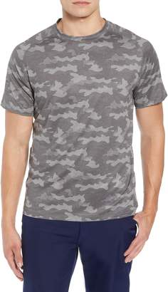 Peter Millar Rio Camo Tech T-Shirt