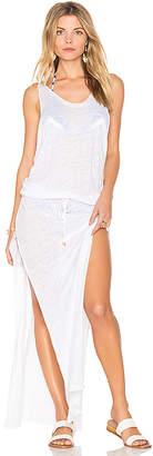 vitamin A Island Maxi Dress in White $135 thestylecure.com