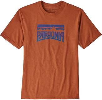 Patagonia Fitz Roy Frostbite Cotton/Poly Responsibili-tee T-Shirt - Men's