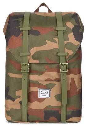 Herschel Camo Youth Backpack