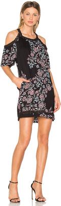 Ella Moss Wanderer Floral Dress $198 thestylecure.com