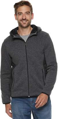 Apt. 9 Men's Sherpa-Lined Sweater Fleece Hooded Jacket