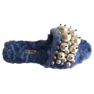 fa75e6466cf3 Faux Fur Sandals - ShopStyle UK
