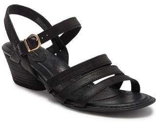 Børn Lasal Block Heel Sandal