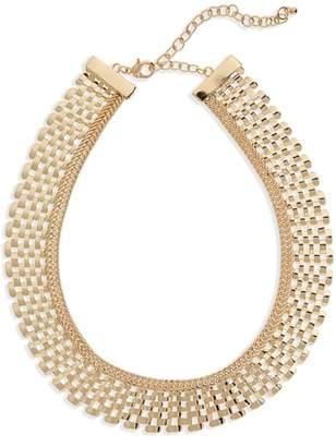 Leith Metal Collar Necklace