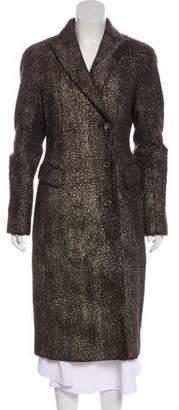 Donna Karan Cashmere Bouclé Coat