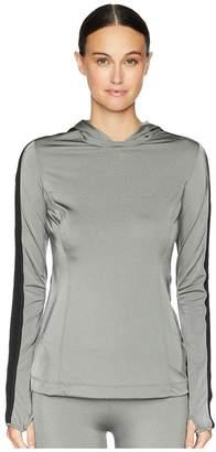 NO KA 'OI NO KA'OI Mahina Olu Long Sleeve Top Women's T Shirt