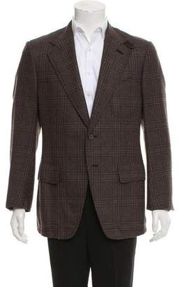 Tom Ford Wool Two-Button Blazer