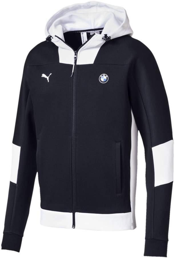 Puma BMW Motorsport Men's Hooded Track Jacket