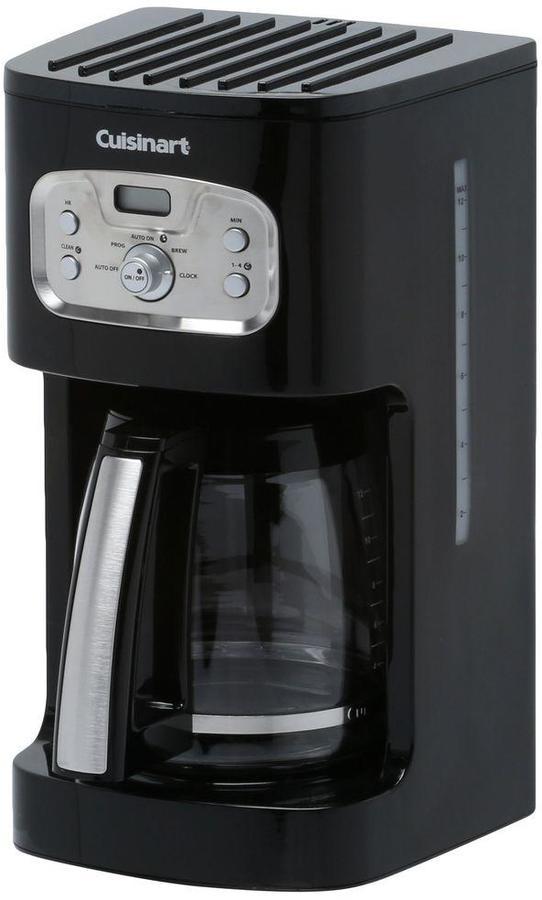 CuisinartCuisinart 12-Cup Programmable Coffee Maker in Black