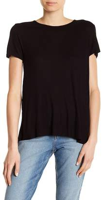 Cheap Monday Intention Ribbed Split Back Tee