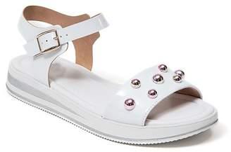 Ramarim Vintage Bead Accent Sandal