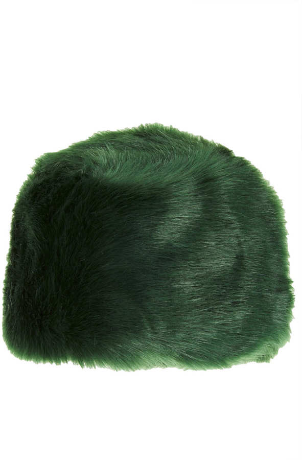 Topshop Traditional Fur Cossack
