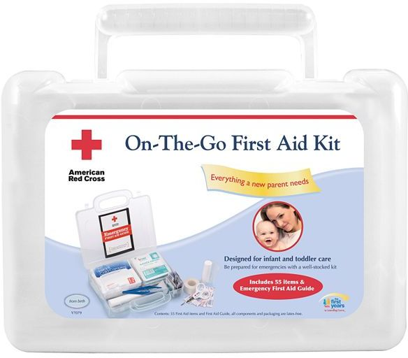 American Red Cross On-The-Go First Aid Kit By The First Years®