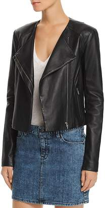 Veda Dali Classic Orion Leather Jacket