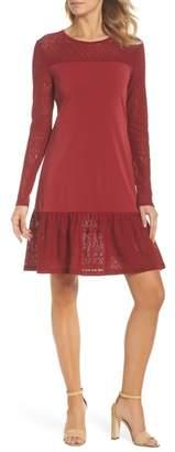MICHAEL Michael Kors Mix Knit Dress