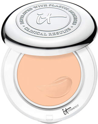 It Cosmetics Confidence in a Compact with SPF 50+ $38 thestylecure.com