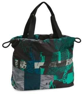 Under Armour Womens UA Cinch Printed Tote
