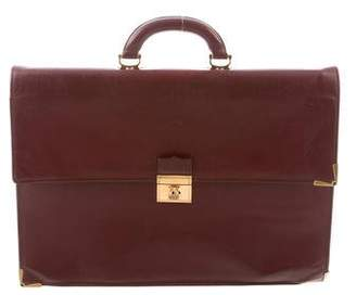 Cartier Soft Leather Briefcase