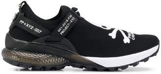Philipp Plein Runner Xyz Skull sneakers