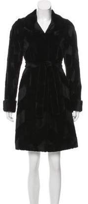Trilogy Sheared Mink Coat