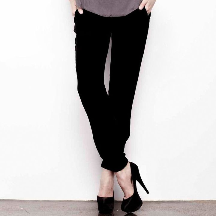 L'AGENCE Zip Bottom Pant