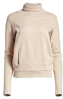 Alo Yoga Women's Clarity Long-Sleeve Turtleneck Sweater