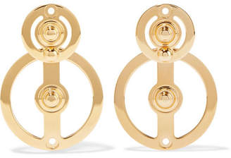 Marni - Gold-plated Earrings