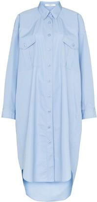 Givenchy oversized shirt dress