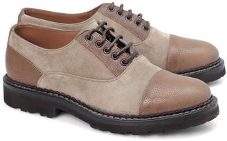 Brunello Cucinelli Two Tone Shoe