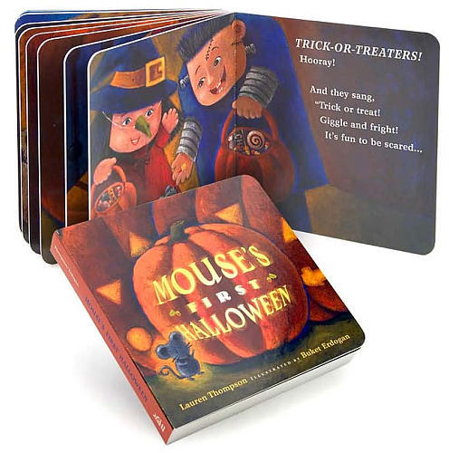 Simon & Schuster Mouse's First Halloween Board Book