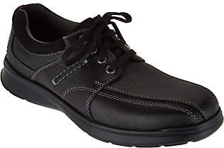 Clarks Men's Leather Lace-up Shoes -Cotrell Walk