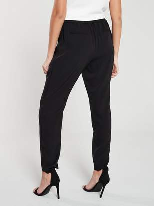 Wallis Henna Piped Pull On Trouser