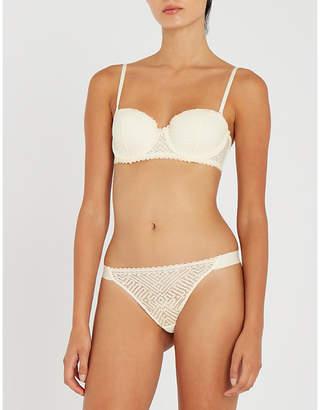 Heidi Klum Intimates Holly Rendezvous strapless bra