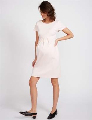 Isabella Oliver Tierney Boat Neck Maternity Dress