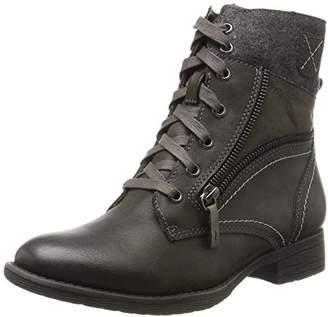 Jana Women's 25217 Combat Boots