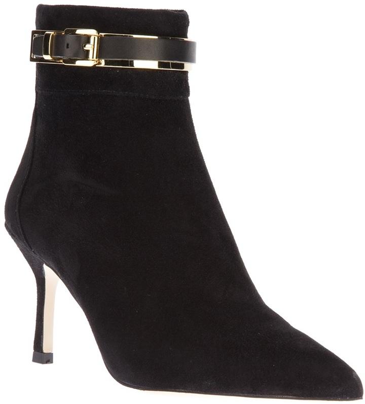 Michael Kors 'Karlie' buckled ankle boot