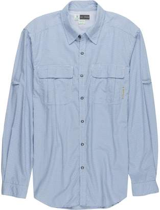 Exofficio BugsAway Halo Check Long-Sleeve Shirt - Men's