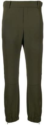 P.A.R.O.S.H. elasticated cuff trousers