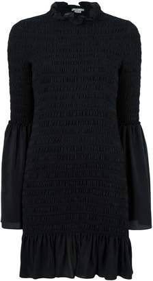 Stella McCartney ruched panel dress