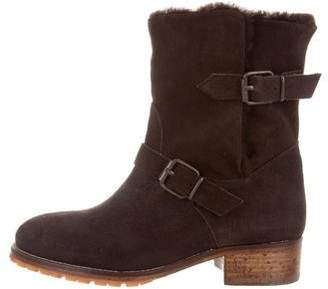 Chuckies New York Suede Ankle Boots