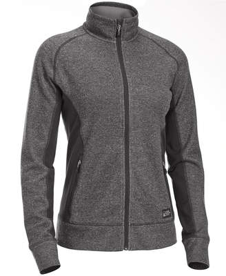 Ems Women's Destination Hybrid Full-Zip Fleece Sweater Jacket