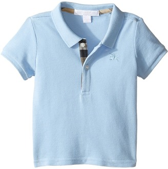 Burberry Kids - Palmer Polo Boy's Short Sleeve Knit $60 thestylecure.com