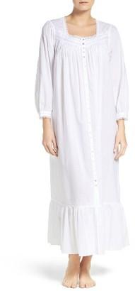 Women's Eileen West Cotton Nightgown $74 thestylecure.com