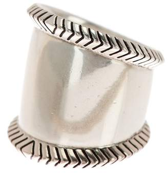 House Of Harlow Tambo Textured Ring - Size 6